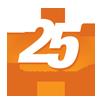 25 years in ergonomics business