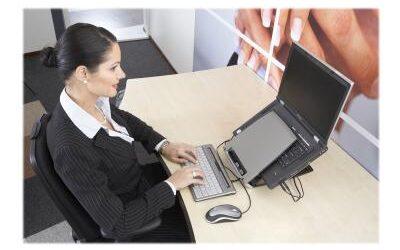 Ergonomic Benefits of a Laptop Riser